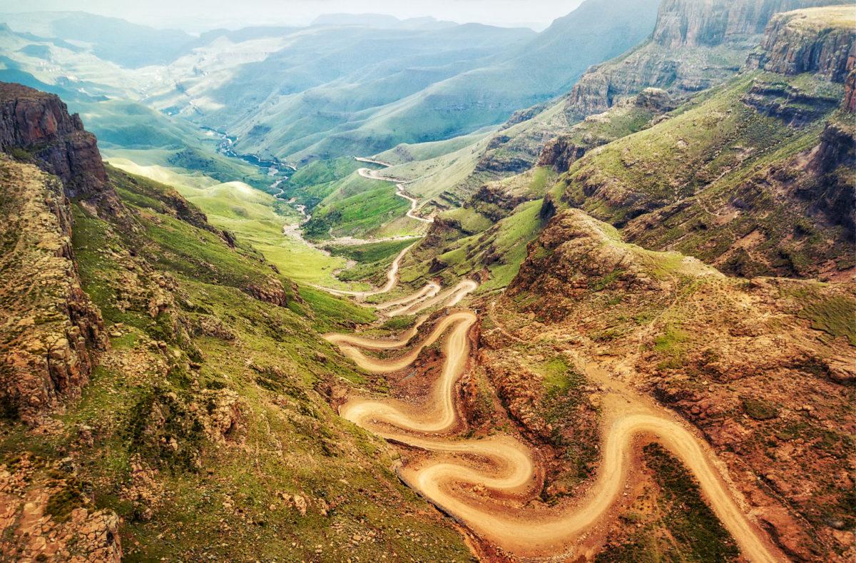 Col Sani, road trip Afrique du Sud