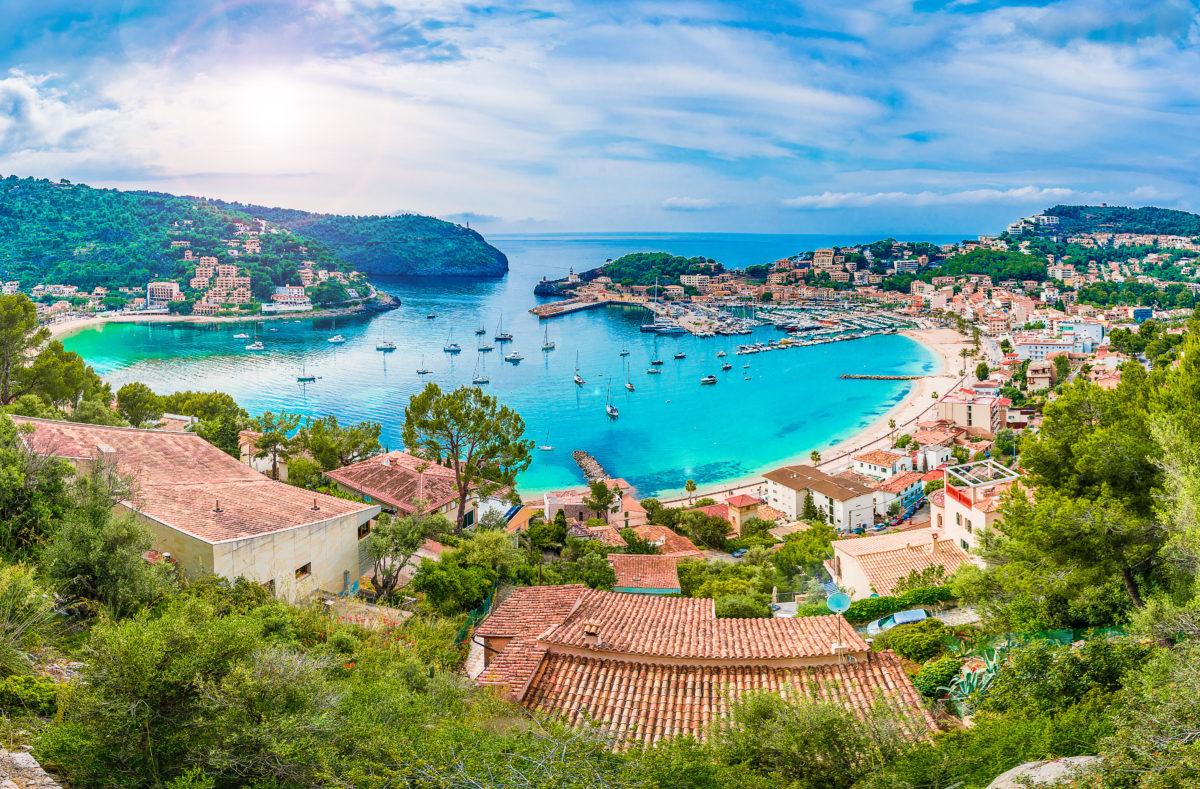 Port de Soller Majorque