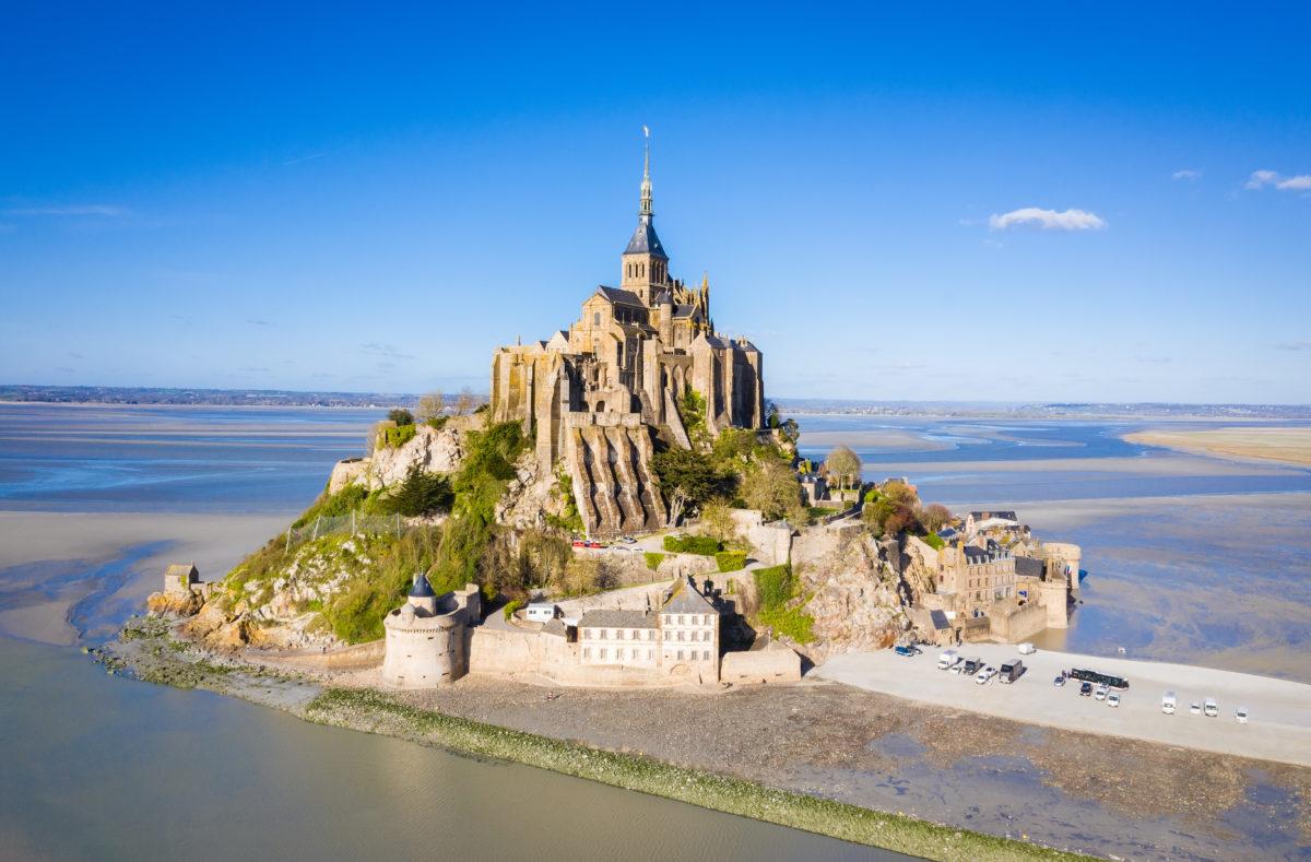 Mont-Saint-Michel Normandie