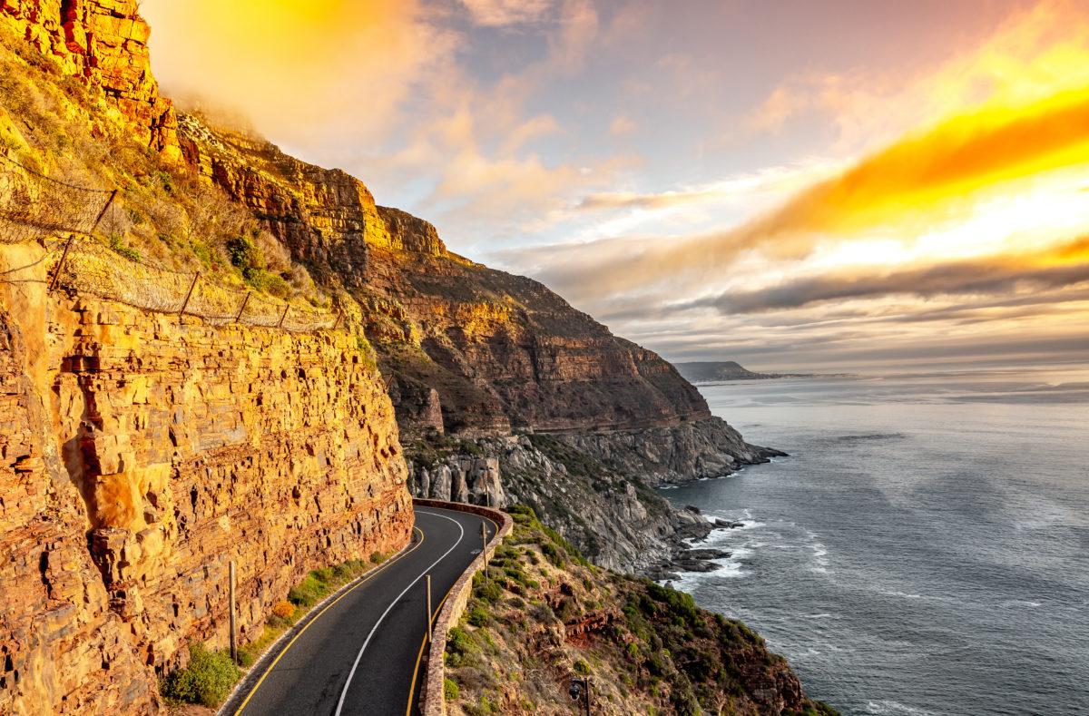 Chapman's Peak Drive, Cap, Afrique du Sud