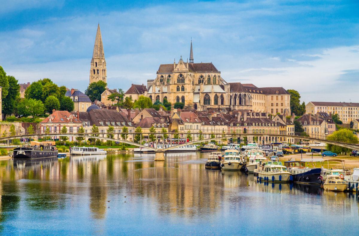 Auxerre et l'Yonne à visiter en France
