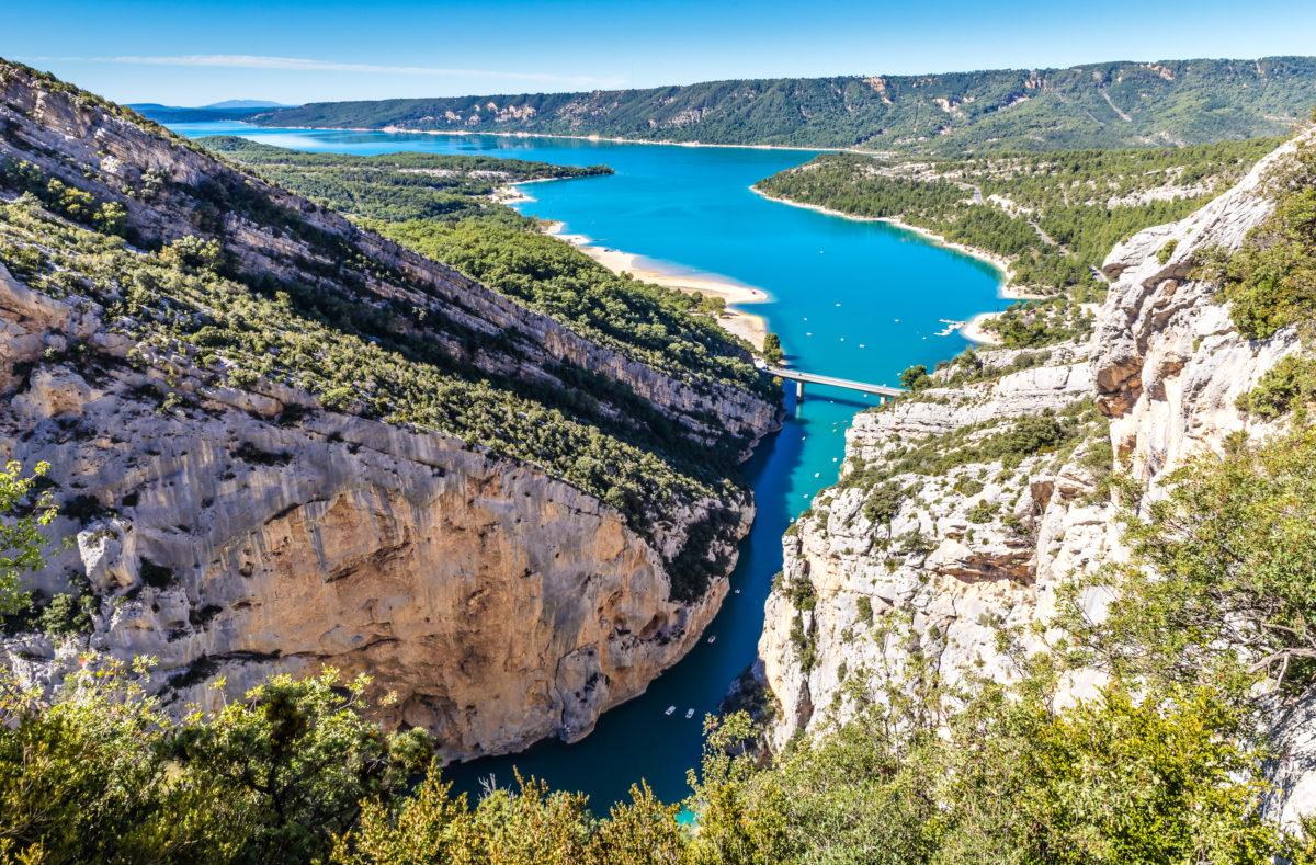 Gorges du Verdon Provence France
