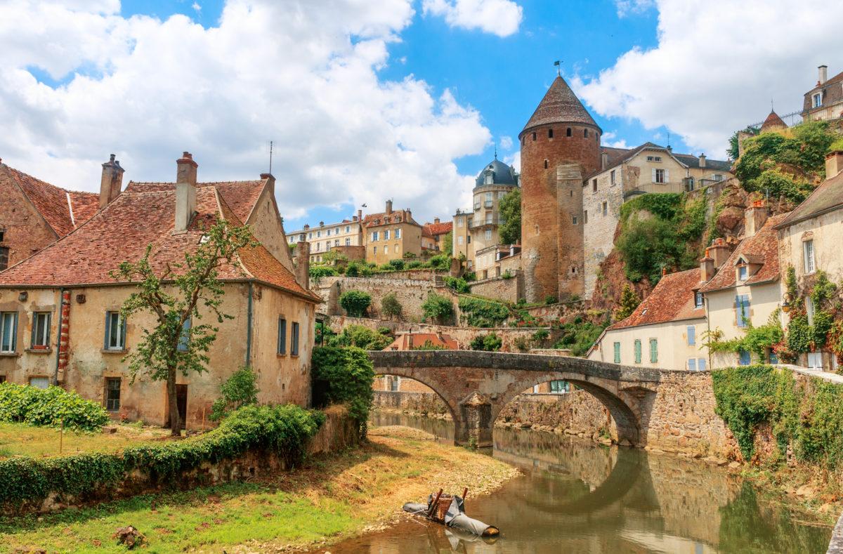 Cité médiévale de Semur-en-Auxois