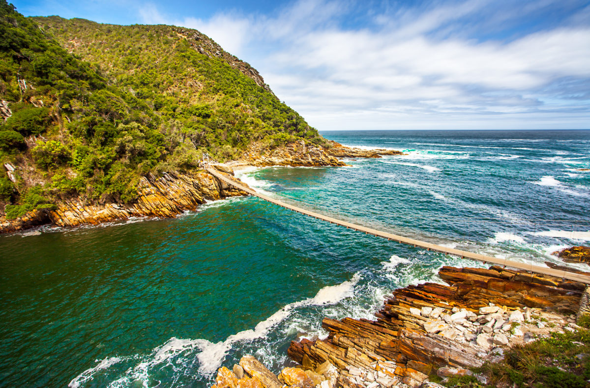 Parc national Tsitsikamma Afrique du Sud