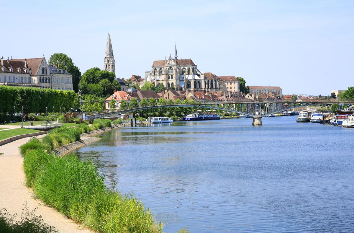 Département de l'Yonne en Bourgogne, France