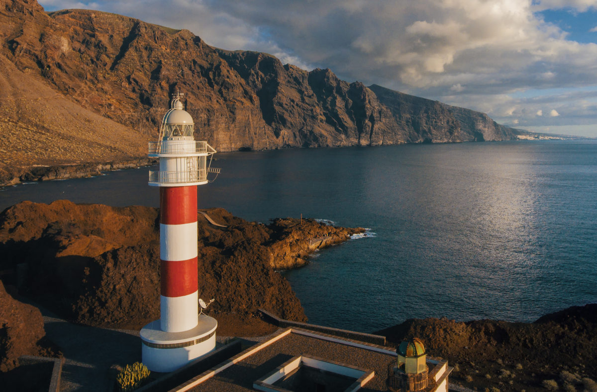 Phare de Punta de Teno Tenerife