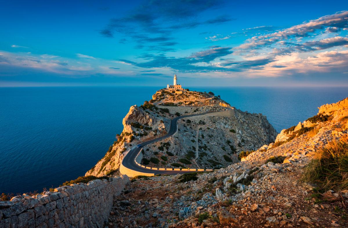 Phare du Cap de Formentor Majorque